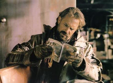 C'était le postman de Kevin Costner que je prenais pour avatar. Ben ouais.